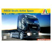 1/24 IVECO STRALIS ACTIVE SPACE CUBE-I3869motorhobby, juguetecas, radio control, slot, modelismo, hobby