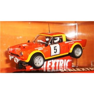 FIAT 124 ABARTH SPIDER BACCHELLI-SCABINI-A10220S300motorhobby, juguetecas, radio control, slot, modelismo, hobby